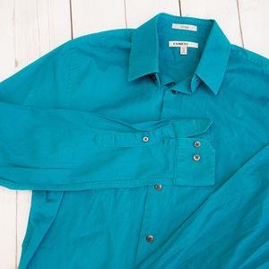 Tops - Express Long Sleeve Button Up